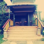Back porch love.