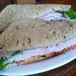 Best turkey sandwich EVER