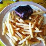 Poor little Steak