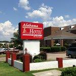 Alabama Hotel~ The Beautiful