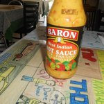 carribean hot sauce