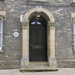 Ardley House Entrance