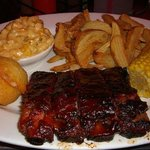 The St Louis style ribs are the best