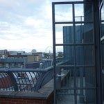 Balcony room 507