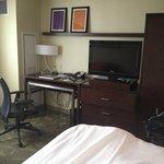 Nice comfortable room, free wi-fi