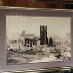 Church after the 1909 earthquake