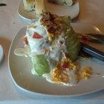 91 Wedge salad