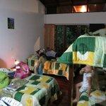 Our cabana.