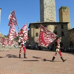 San Gimignano - Thanks to Marco Stivoli's help with a camera replacement and perfect timing driv