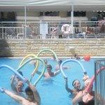 Water Gym - Mon-Sat 11.30am