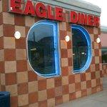 Eagle Diner facade
