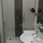 Il bagno della camera Fucsia