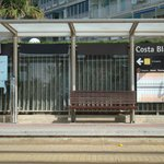 Closest tram stop to the hotel