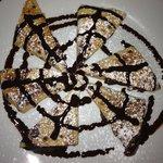 Pizza Alla Nutella