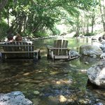 Relaxing River Seats