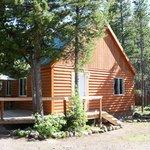 Three Bear Cabin fron tview