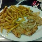 our dinner.. yum yum