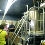 The Brewery tour