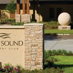 April Sound Country Club Entrance