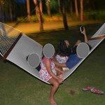 hammock to goof around
