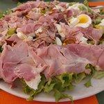 Madrillo salad