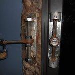 lock on front door