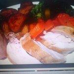 roast chicken succulent mmmmmmm