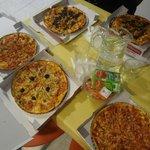 Pizza en casita