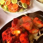Our famous Chicken Tikka!