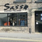 Sassy in Disley is SASSO!