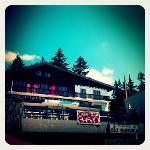 BAR HOTEL 360 BIKE PARK CRANS