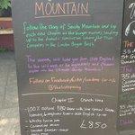 The marvellous smokey Mountain