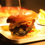 Our Char Grilled Veggie Stack