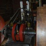 Fixed Steam Engine Upstairs