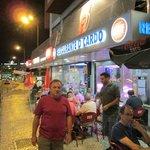 """Fachada do restaurante """"O cardo, Lisboa"""