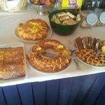 Le torte della colazione fatte in casa!!!