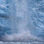 Calving Bear Glacier