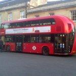 Surprise - The Boris Bus in the Car Park