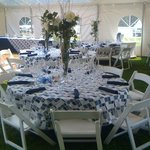 Jesse Camille's Outdoor Tent Events