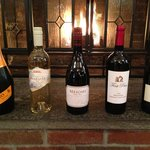 Jesse Camille's Fireside Dining; wine dinners
