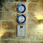 PAPANNIS winner of the best maltese food restaurant award 2013 winner of best service award 2013