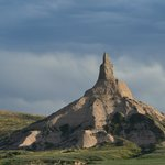 Different angle of Chimney Rock
