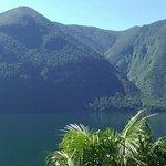 Camere con vista sul lago di Lugano