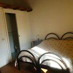 Le 2 camere al piano di sopra sono comode e confortevoli!