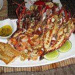 Foto de Jellyfish Beach Restaurant