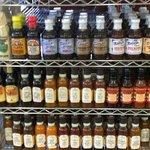 Sauces assortment
