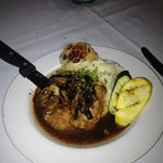 The best veal marsala ever!!!