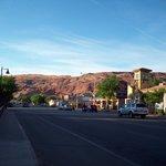 main drag of Moab