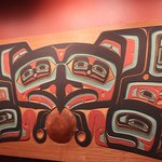 Panel from Tlingit house