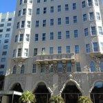 Front of Hotel Adagio